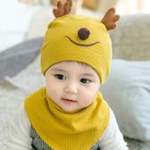嬰幼兒寶寶帽子秋冬男純棉新生兒嬰兒帽女可愛韓版薄款秋天胎帽潮