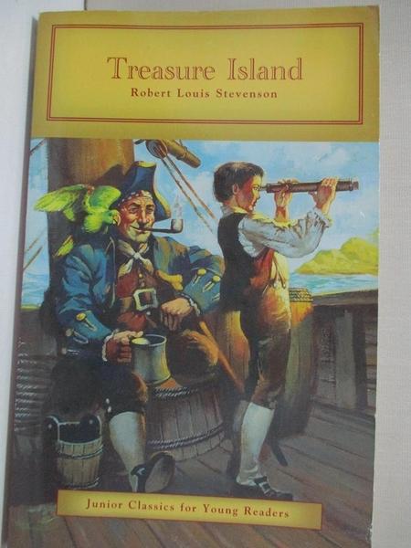 【書寶二手書T4/兒童文學_AUX】Treasure Island_Nancy Fletcher-Blume