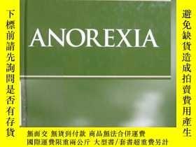 二手書博民逛書店Anorexia罕見(At issue series)Y1913