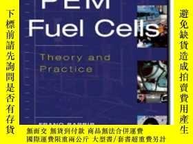 二手書博民逛書店Pem罕見Fuel Cells: Theory And Practice (sustainable World S