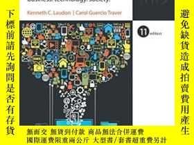 二手書博民逛書店E-commerce罕見2015 (11th Edition)Y256260 Kenneth C. Laudo