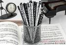 【小叮噹的店】台製 霧面音符木頭 鉛筆 /音樂鉛筆.GP-016/GP-017/GP-018 音符文具禮品