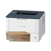 FujiXerox DocuPrint P375d 黑白雷射印表機 搭二支CT203109原廠碳粉匣