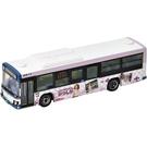 TOMYTEC 巴士收藏 京成巴士莉卡最喜歡的城市巴士(紫色)_TV28928