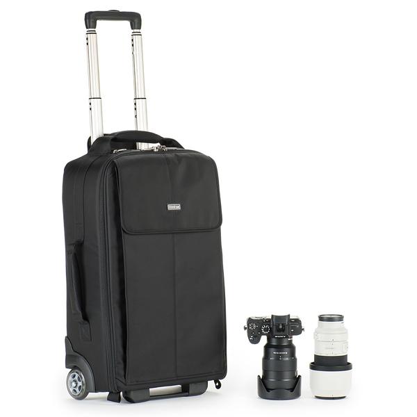 創意坦克 ThinkTank Airport Advantage Plus 航空旅行輕量行李箱【公司貨】AA554 TTP730554 Y42