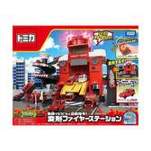 玩具反斗城 TAKARA TOMY TW遙控聲光消防署