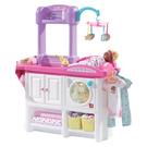【華森葳兒童教玩具】扮演角系列-Step2 愛心豪華育嬰室 A4-847100