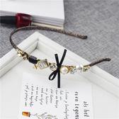 鑲鑽髮圈(任兩件)-韓版香水瓶造型女髮箍2款73gi5[時尚巴黎]