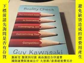 二手書博民逛書店Reality罕見CheckY28718 Guy Kawasak