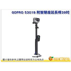 GoPro 53019 SP REMOTE POLE 附智慧座延長桿39吋 自拍棒 自拍桿 可掛遙控器 適用於 GOPRO Hero3 HERO4