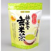 日本 北海道 抹茶入玄米茶 400g/袋