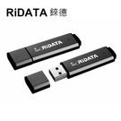 【RiDATA錸德】 OD3 金屬碟碟 64GB 隨身碟 USB2.0 /個 (顏色隨機出貨)
