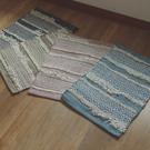 地墊 New Bohemian 印度手工編織門口地墊【4色任選】印度製 地毯 踏墊 翔仔居家