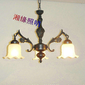 朝下餐廳燈 三頭燈