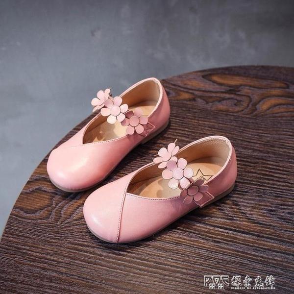 1-9歲女童皮鞋3小女孩4正韓5豆豆6軟底女寶寶公主鞋7  探索先鋒