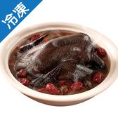 【預購】海霸王黑蒜烏骨雞2200G/盒【1/13陸續出貨】【愛買冷凍】