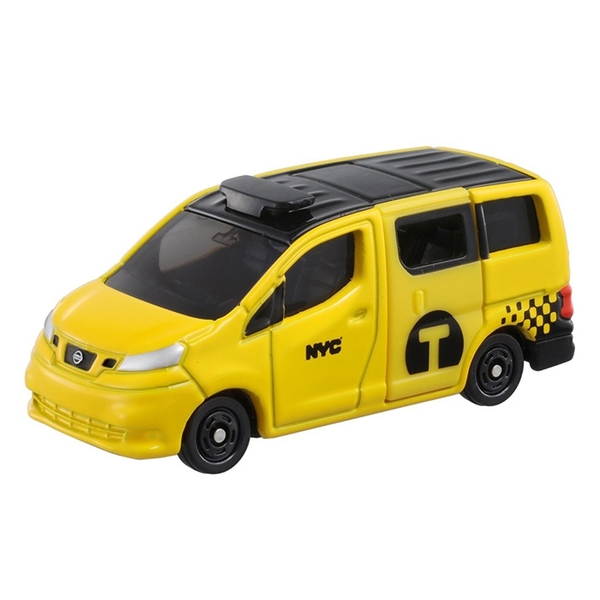 TOMICA 多美小汽車 27 日產NISSAN NV200 紐約計程車 【鯊玩具Toy Shark】