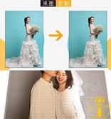 訂製木質1000片拼圖DIY相照片情侶送女生男生日禮物【雲木雜貨】