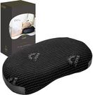 GOKUMIN【日本代購】低迴彈枕 雙層結構 抗菌防臭加工-黑色
