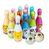 pu兒童保齡球玩具室內寶寶球戶外親子運動玩具