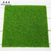 草坪 仿真草坪青苔假苔蘚裝飾戶外室內陽台綠色地毯墊子塑料人造假草皮 米蘭街頭YDL