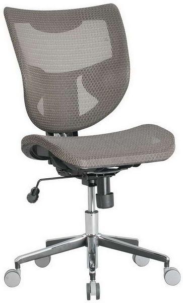 HP361-07 TS-020全網椅/灰網/氣壓+後仰