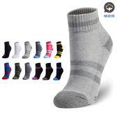 腳霸 短筒活力除臭襪:厚毛巾底 除臭最強效果最好-foota除臭襪