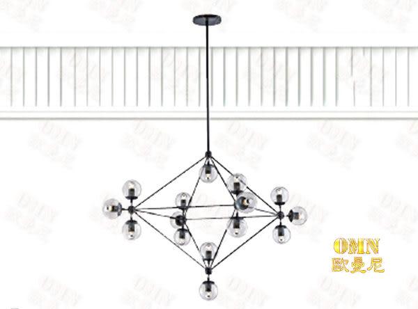 吊燈★【華麗の燈 - Luxury】吊燈 ♥燈具燈飾專業首選♥♥歐曼尼♥ 15燈