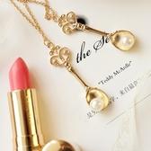 項鍊 925純銀珍珠墜飾-湯匙時尚生日母親節禮物女飾品73gy40【時尚巴黎】