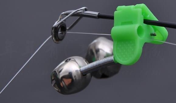 [協貿國際]  海竿報警器釣魚鈴鐺  30個價
