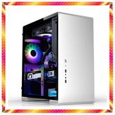 華碩 全鋁鎂合金 水冷 i5-10600K 16GB記憶體 GTX1660S 極致工藝ARGB電腦