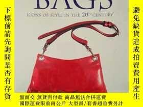 二手書博民逛書店A罕見Century of Bags: Icons of Style in the 20th CenturyY