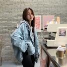 牛仔外套 女新款秋季韓版寬鬆休閒短款上衣潮 【618特惠】