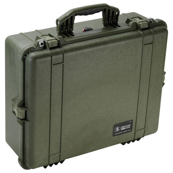 ◎相機專家◎ Pelican 1600 防水氣密箱(含泡棉) 塘鵝箱 防撞箱 公司貨