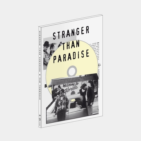 天堂陌影 DVD  Stranger than paradise   (購潮8)