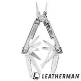 【LEATHERMAN】FREE P4 工具鉗/尼龍套/盒裝 多功能工具鉗 832642 (背夾款,繫繩款,隨機出貨)