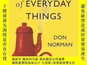 二手書博民逛書店The罕見Design of Everyday Things 設