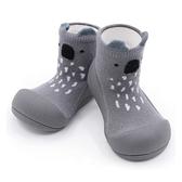 韓國 Attipas 快樂腳襪型學步鞋-Q萌無尾熊