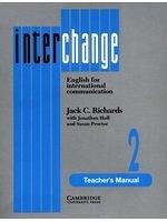 二手書《Interchange 2 Teacher s manual: English for International Communication (Interchange)》 R2Y ISBN:0521376823