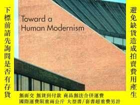 二手書博民逛書店Alvar罕見Aalto: Towards a Human Mo
