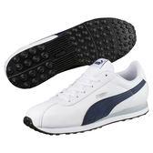 Puma Turin 男 白 藍 運動鞋 復古休閒鞋 慢跑鞋 阿甘鞋 運動 休閒 36011622