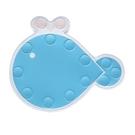 Babyhood 世紀寶貝 小藍鯨防滑墊-藍色[衛立兒生活館]