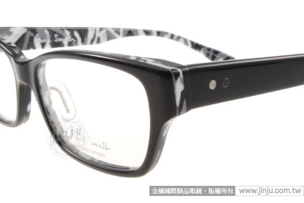 【金橘眼鏡】Paul Smith眼鏡#PS9365 OXGLC 黑-白迷彩-英國殿堂級設計師 (免運)