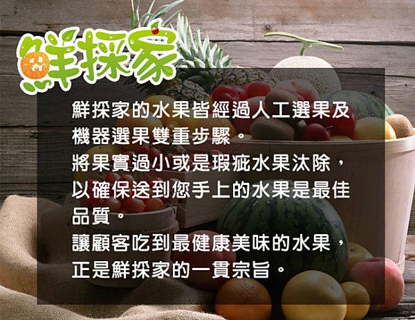 【鮮採家】溫室無毒栗子南瓜5台斤2箱