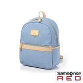 Samsonite RED  AIRETTE 女用經典休閒筆電後背包 10 (藍)