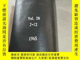 二手書博民逛書店journal罕見of the physical society