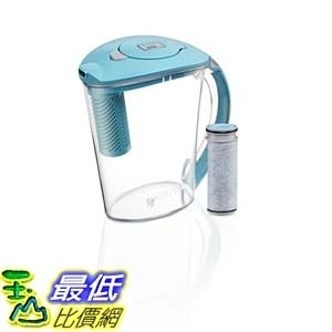 [106美國直購] Brita 濾水壺 Brita 10 Cup Stream Filter as You Pour Water Pitcher with 1 Filter Rapids