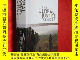二手書博民逛書店The罕見Global Justice Reader (小16開