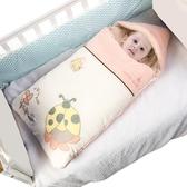 嬰兒抱被秋冬加厚睡袋