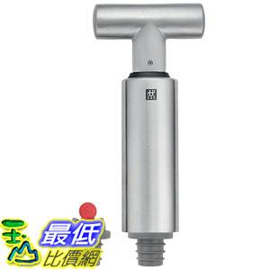 [美國直購] ZWILLING J.A. 39500-052 開酒器 瓶塞 Henckels Sommelier Accessories 3-pc Wine Vacuum Pump & Stopper Set